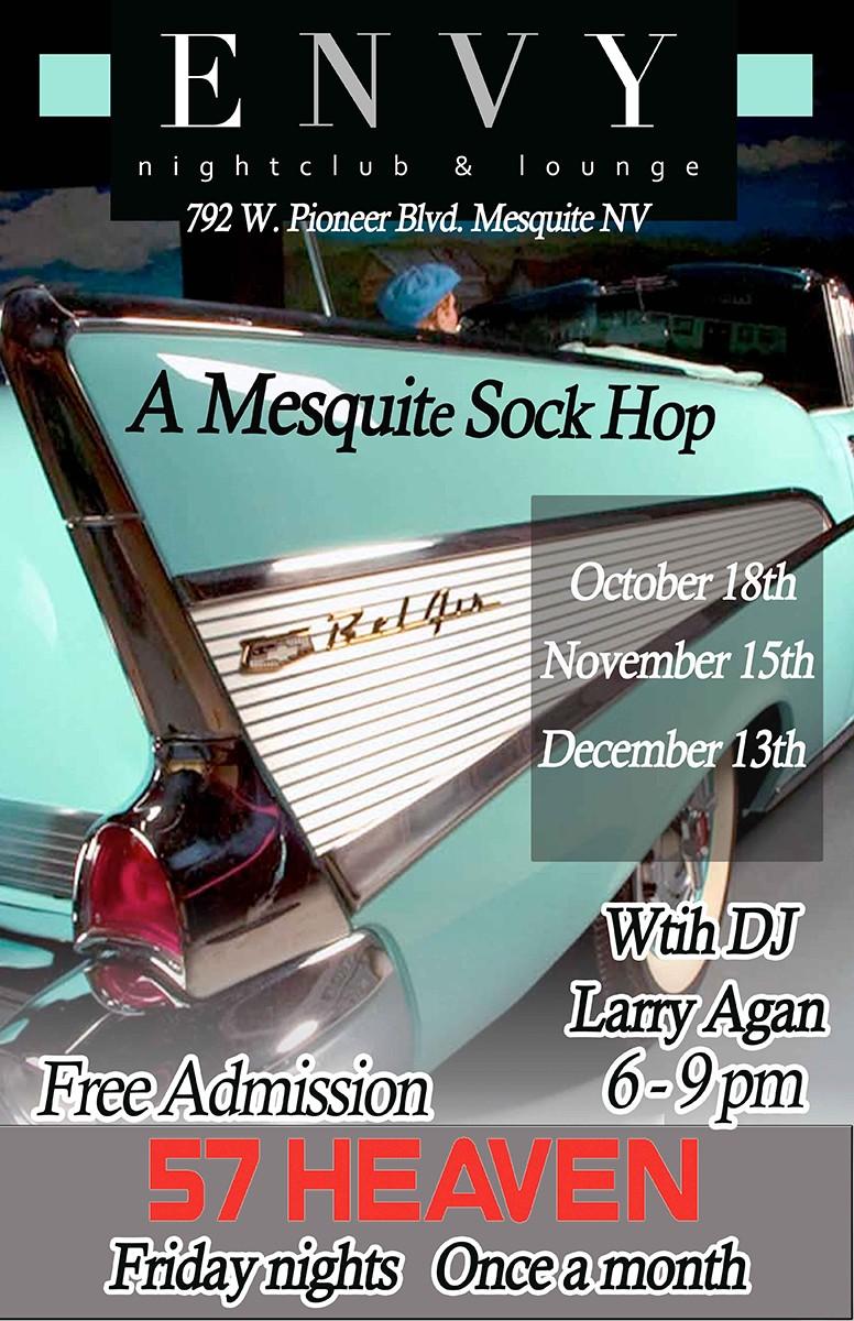 Mesquite Sock Hop